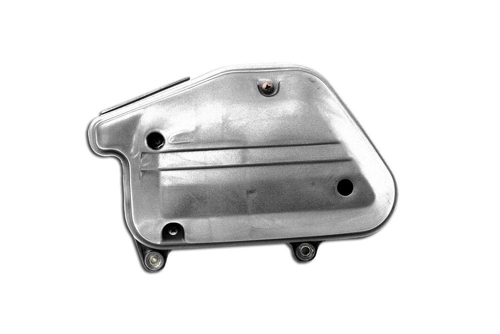 Capac filtru aer Yamaha Booster silver-0