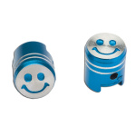 "Capac Ventil ""smile"" Albastru-0"