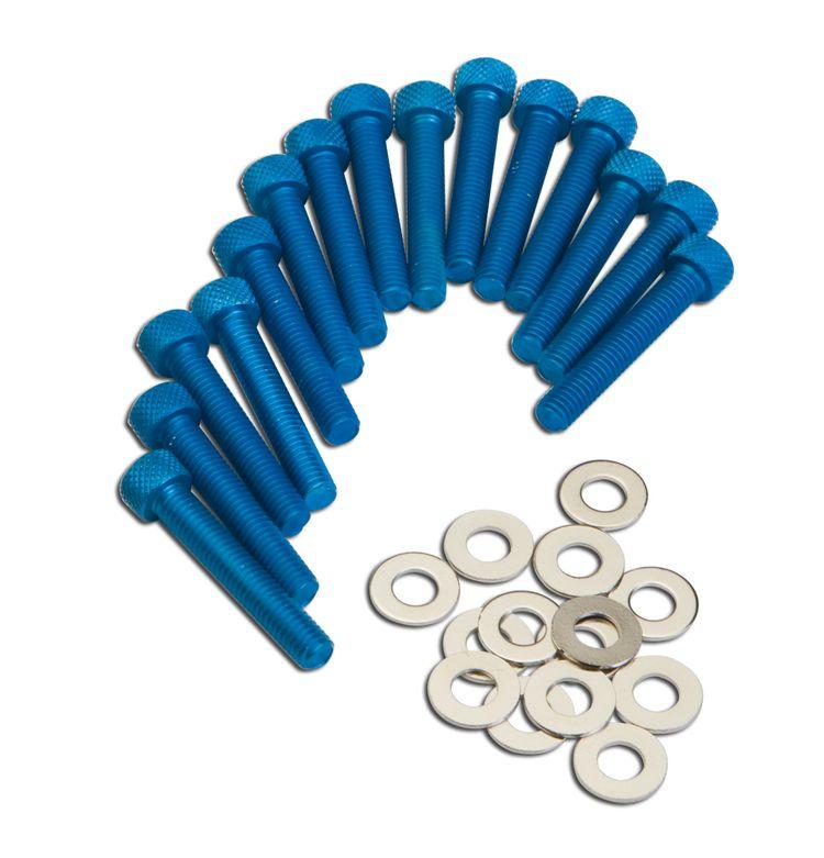 Kit suruburi carter blu Piaggio-0