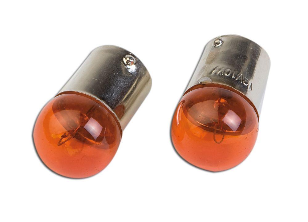 Becuri 12V 10W portocalii-0