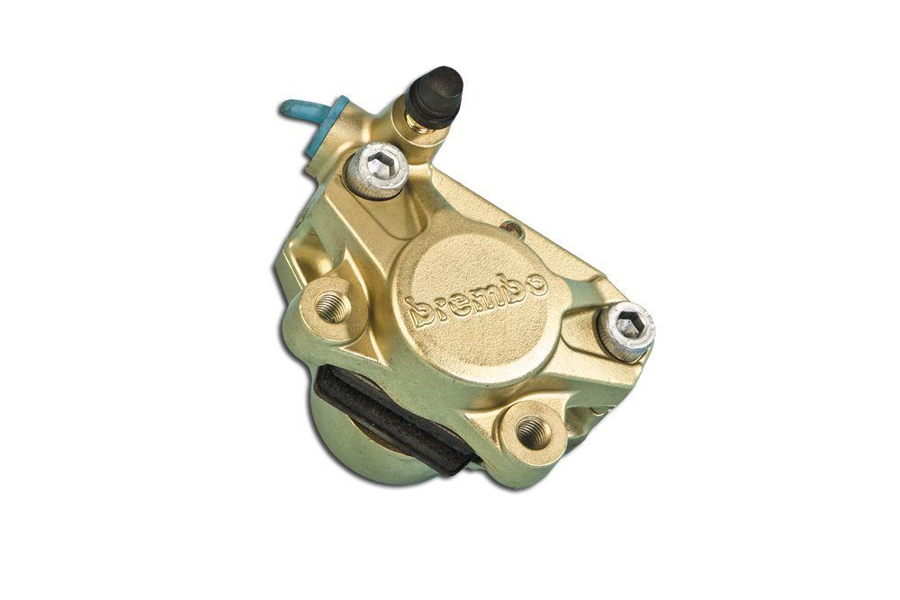 Etrier frana Brembo post.Yamaha Nitro/Aerox '02-'03-'04 -0
