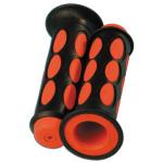 Cp. manopole Domino scooter arancio/nero-0