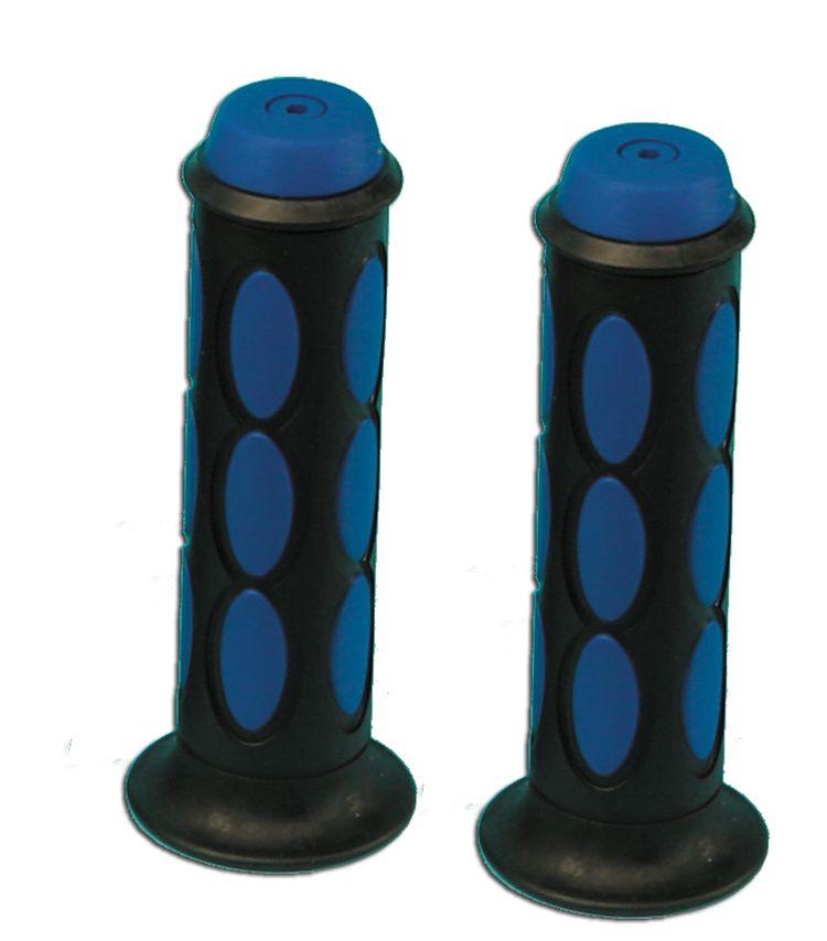 Cp. manopole Domino scooter blu/nero-0