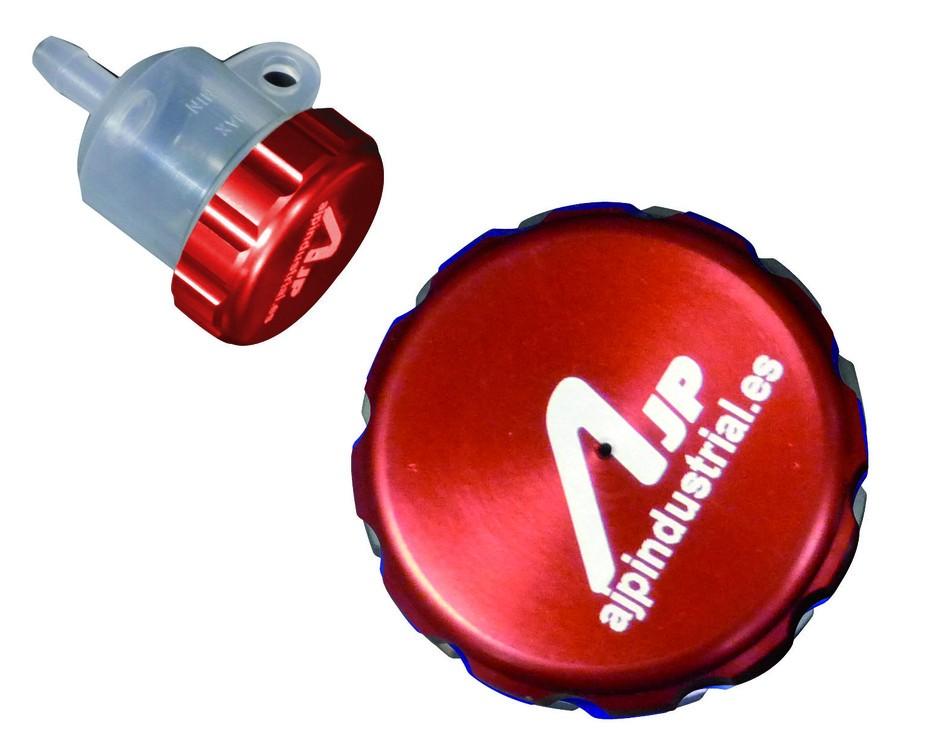 Bidon lichid frana ( alluminio rosso)-0