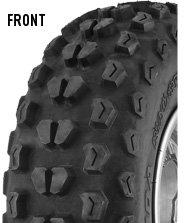 Anvelopa ATV KENDA 25x8-12 -0