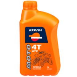 Ulei ATV 10W40 4T 1L Repsol-0