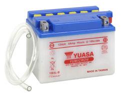 "Baterie Yuasa YB4L-B ""Acid inclus""-0"
