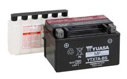 Baterie YTX7A-BS 6Ah Yuasa-0