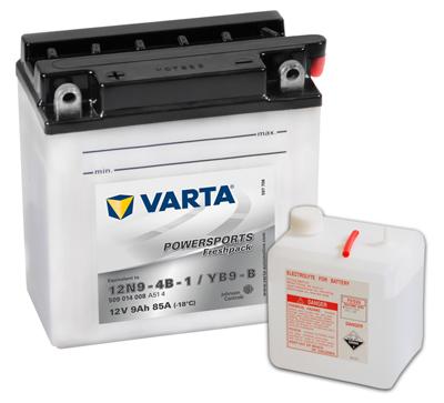 Baterie YB9-B elektra