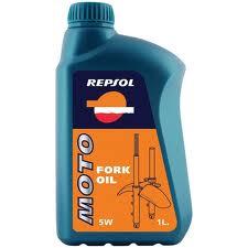 MOTO FORK OIL 5W-0