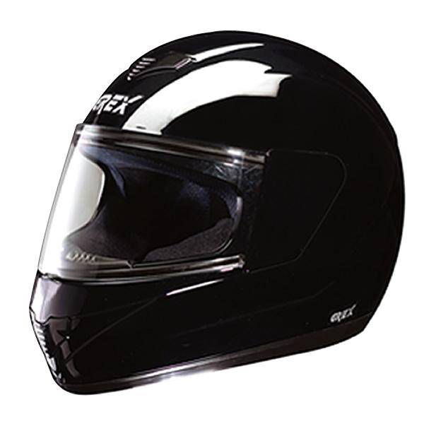 Casca moto GREX R1 One Negru S-0