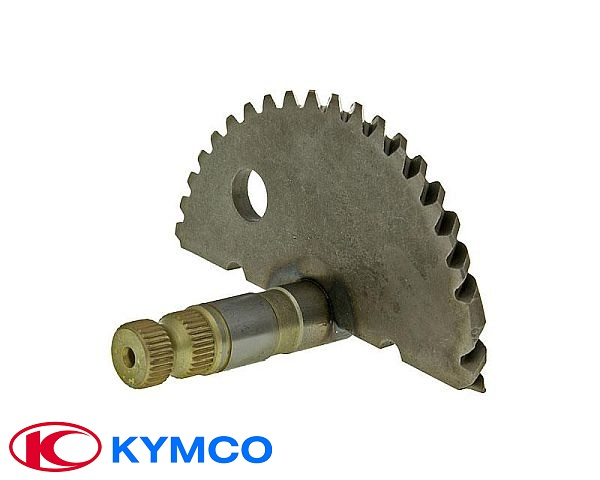 Semiluna pornire KYMCO AGILITYM 50CC 4T OEM parts-0
