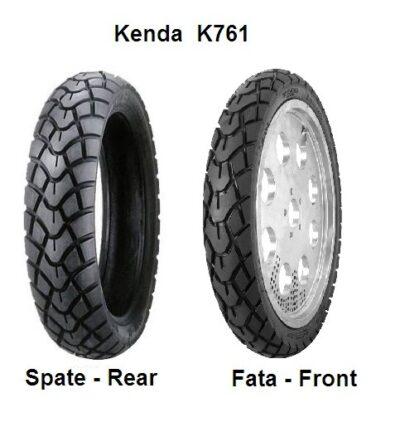 Anvelopa 130/80-17 Enduro Kenda k761-0