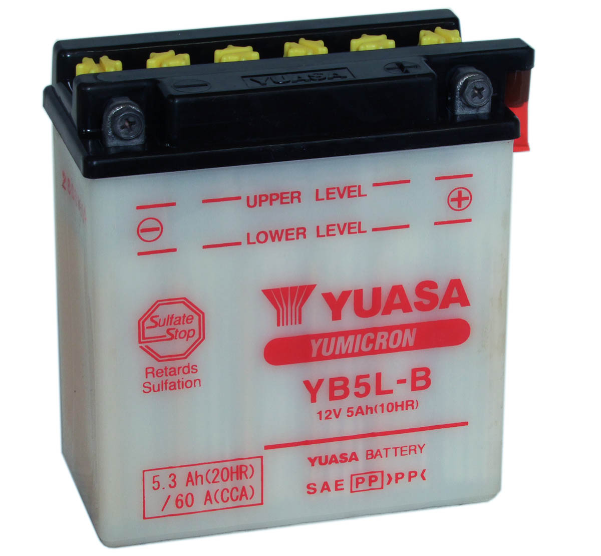 Baterie Yuasa YB5L-B YuMicron-0