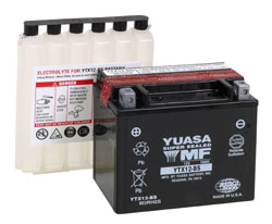 Baterie Yuasa YTX12-BS AGM MF-0