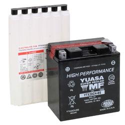 Baterie Yuasa YTX20CH-BS AGM MF-0