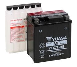 Baterie Yuasa YTX7L-BS AGM-0