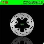 Disc frana Suzuki Burgman AN400 05-13-0