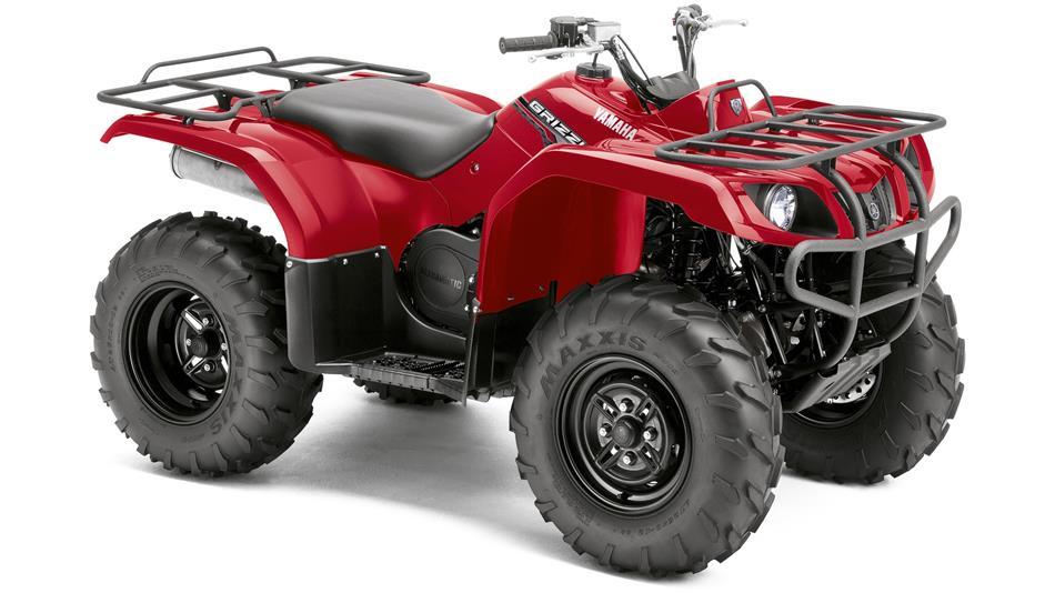 Yamaha Grizzly 350 4x4 -0