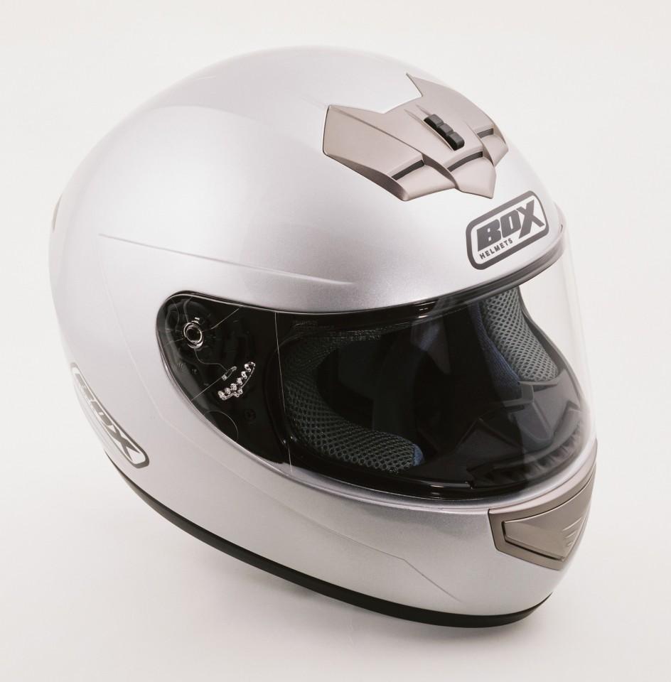 Casca Box BX-1 Plain Silver-0