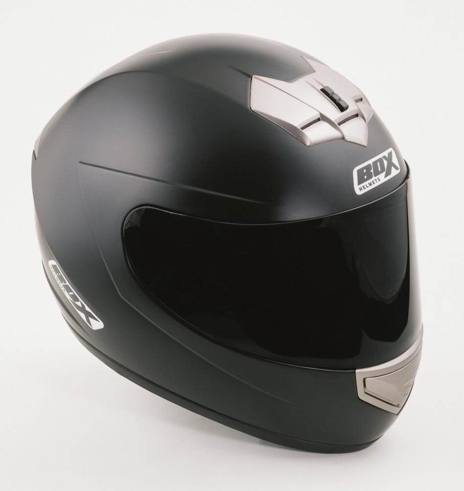Casca Box BX-1 Plain Matt Black-0