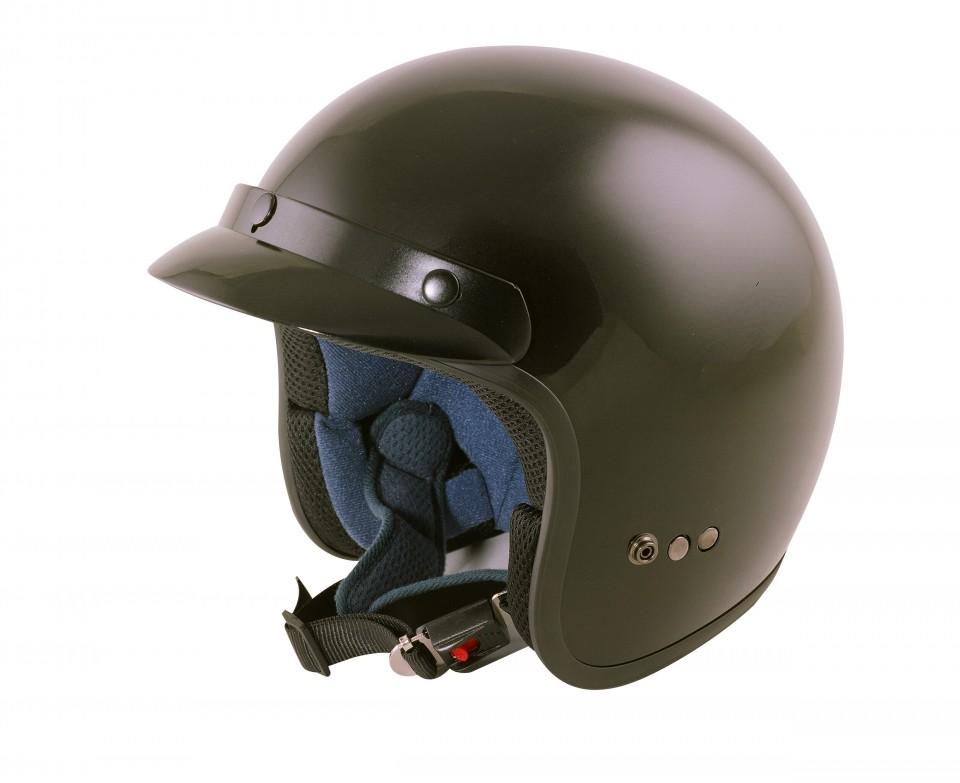Casca Box JX-2 Classic Matt Black-0