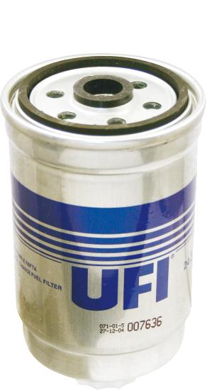 Filtru motorina UFI 420-1200-1400-0
