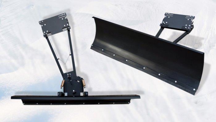 Lama de zapada universala ATV/QUAD 150x43-0