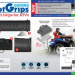 Mansoane Incalzite ATV cu intrerupator-0
