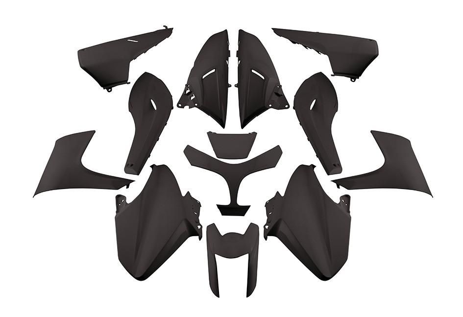 Set carene negre Yamaha T-Max 500cc 13pcs.-0