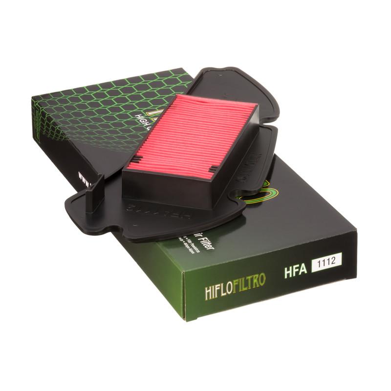 FILTRU AER HIFLO HFA1112 - SH125/150/ DYLAN125/150-0
