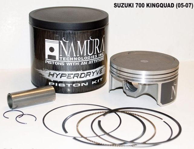 Piston Suzuki KingQuad LT-A 700 101.96mm STD-0
