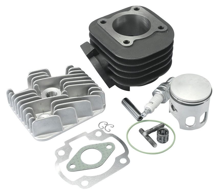 Cilindru kit Polini Yamaha-MBK 47mm-0