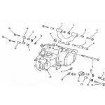 Bucsa motor Linhai 260-300cc 24223-0