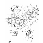 Garnitura sub cilindru ATV Linhai 260-300cc 22421-0