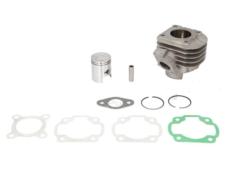 Set motor Nicasil Yamaha Orizontal 49cc -0