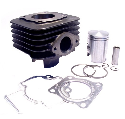 Set motor aer  Piaggio | Gilrera 49cc | 40mm