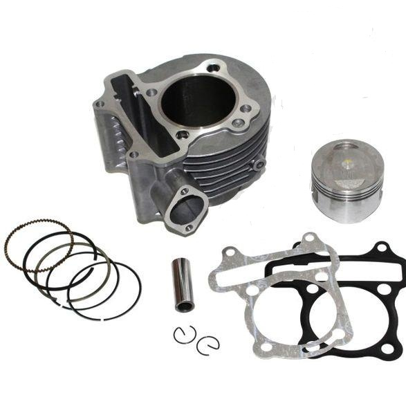 Set motor Gy6 150cc   57 4 mm