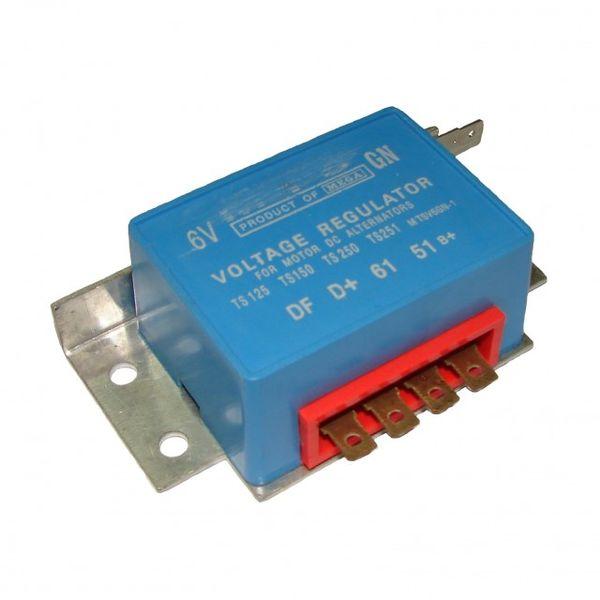Regulator tensiune  Mz 125/250  6V