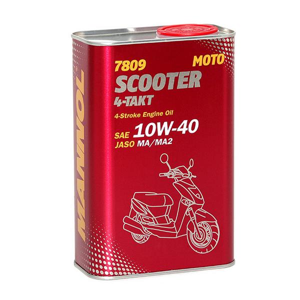 Ulei scuter 4T 10W40 Mannol