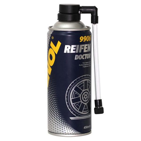 Spray Reparatie Anvelopa 450ml Mannol