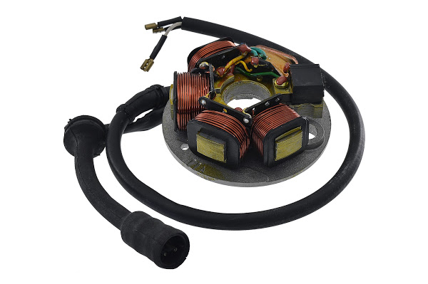 Stator Piaggio Ape-Vespa PK50