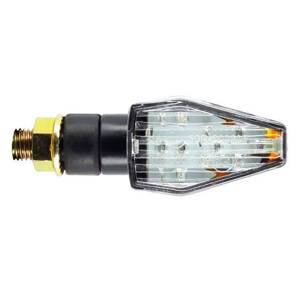 SET SEMNALIZATOARE LED (CE) – TRIUNGHIULARE, ILUMINARE SPATE, 12 LEDURI