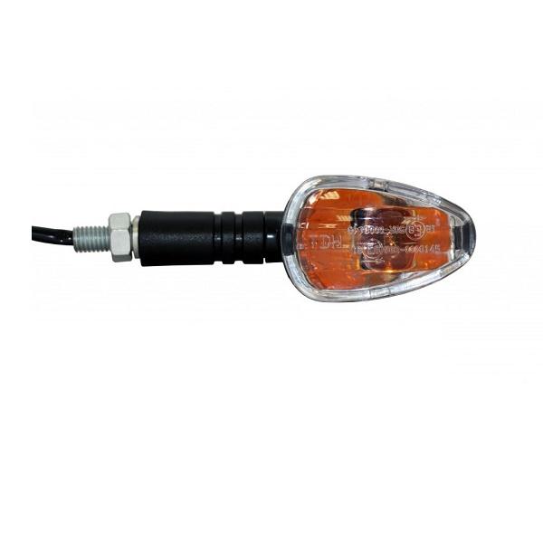 SET SEMNALIZATOARE LED (CE) – OVALE, BRAT LUNG, STICLA CLARA