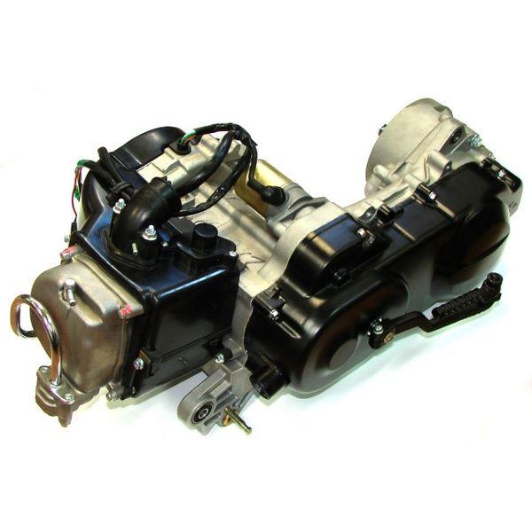 Motor complet scuter GY6 50cc 4T (pentru roata 10″)