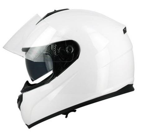 CASCA MOTO Sifam S-LINE FULL-FACE S440 – ALB – XL (CU OCHELARI SOARE)