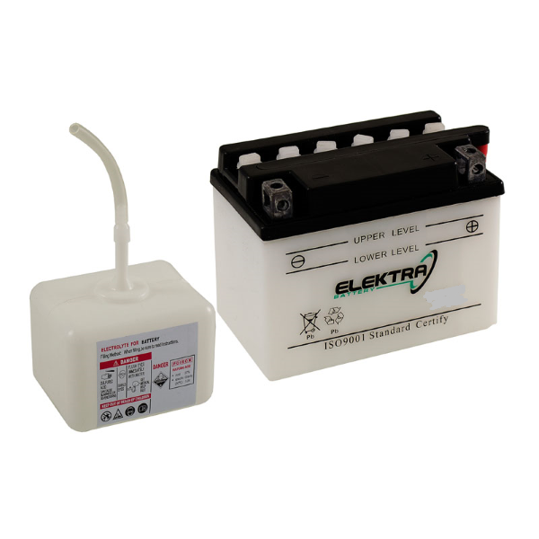 Baterie ELEKTRA YB14L-A2 with acid