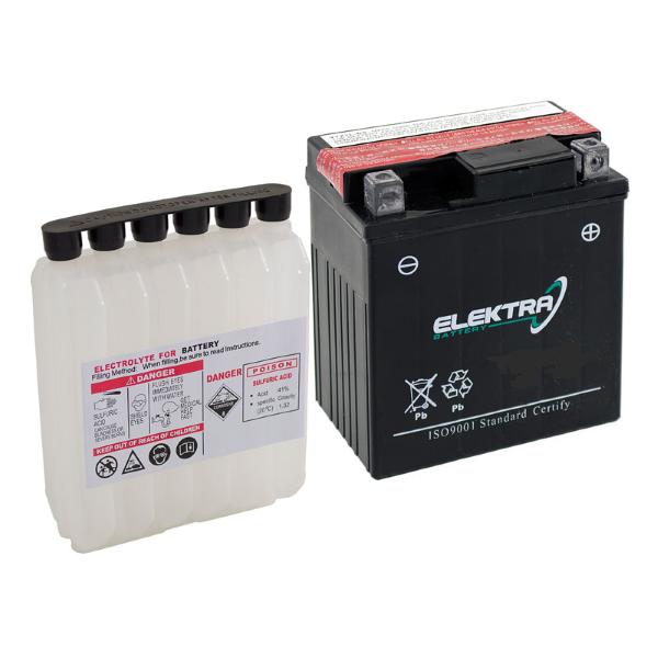 Baterie ELEKTRA YTX12-BS