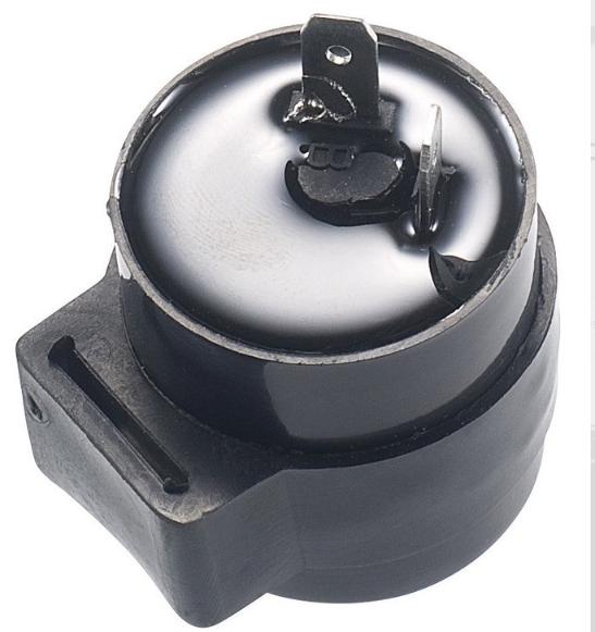 Releu semnalizare 12,8V – 10W LED 2 pini