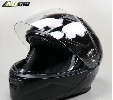 casca moto flip-up close